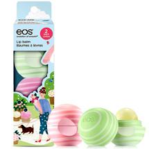 Набор из 2 бальзамов для губ EOS